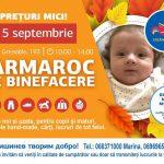 В Кишиневе пройдет благотворительная ярмарка в помощь нуждающейся в лечении малышке
