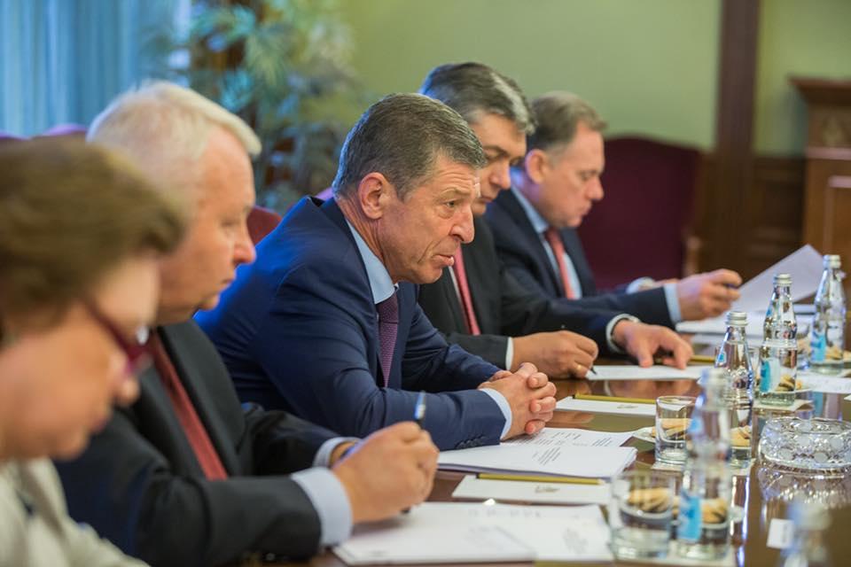 Додон: В ходе поездки Козак не намерен обсуждать вопросы формирования власти в Молдове