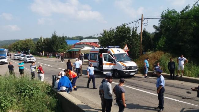 Пятеро молдаван, пострадавших в аварии в Яссах, остаются в больнице
