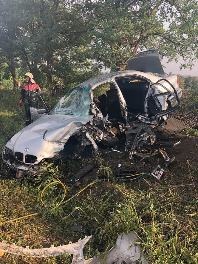 Два человека погибли в ужасной аварии вблизи Рышкан (ВИДЕО, ФОТО)