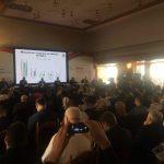 Невиданный интерес: залы Молдо-российского экономического форума переполнены участниками (ФОТО)