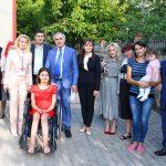 Фонд Первой Леди Din Suflet организовал отправку на лечение в Москву 12-летней девочки (ФОТО)