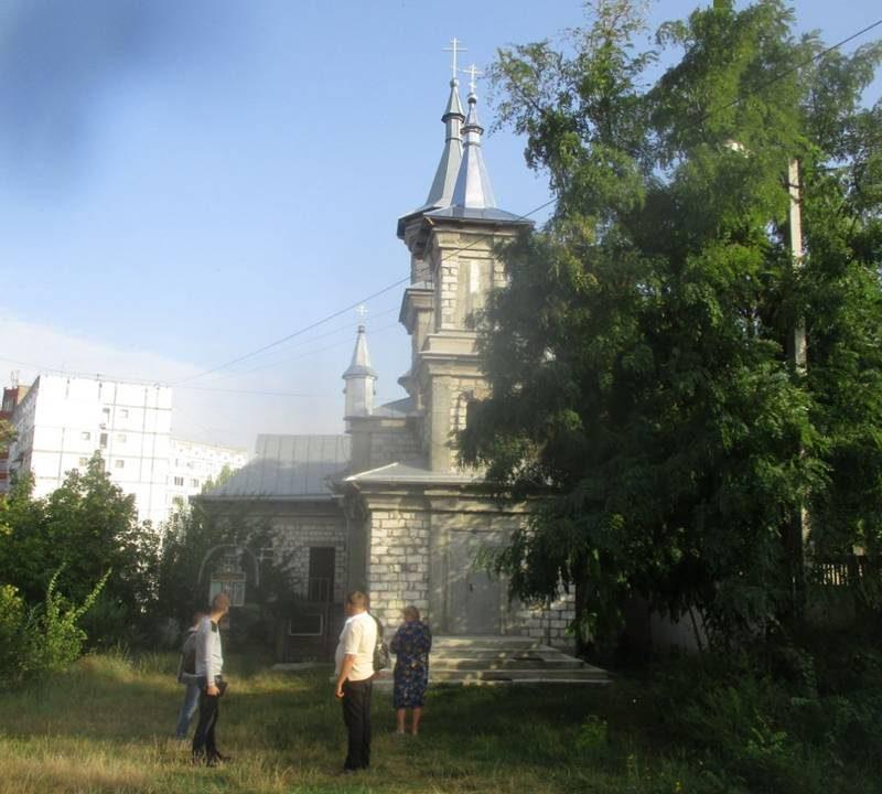 В Кишиневе подросток дважды за несколько дней ограбил одну и ту же церковь