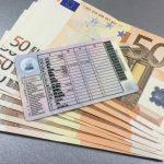 Водительские права за 500 евро: сотрудники НАЦ задержали вымогателя взятки