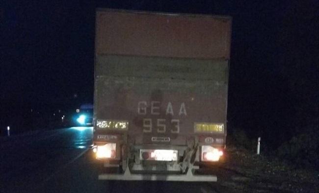 В Бельцах грузовик насмерть сбил мужчину, переходившего дорогу в неположенном месте