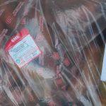 Колбасу неизвестного происхождения пытались сбыть на рынке в Кэушанах