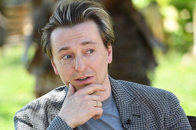 Сергей Безруков: несмотря на сложные времена, кино сейчас у нас в расцвете
