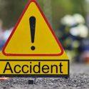 На Петриканской столкнулись микроавтобус и грузовик: есть пострадавшие (ВИДЕО)