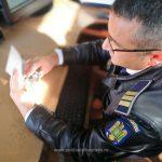 Молдаванин заменил потерянное водительское удостоверение на фальшивое, но попался на границе
