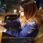 Молдаванку с поддельными водительскими правами задержали на румынской границе