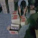 Гражданин Украины пытался ввезти в Молдову товары широкого потребления без документов (ФОТО)