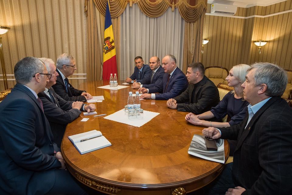 В Молдове могут пройти чемпионаты Европы и мира по мотокроссу
