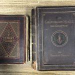 Две книги XIX века были обнаружены на таможне у возвращающейся из Дании жительницы Каушан