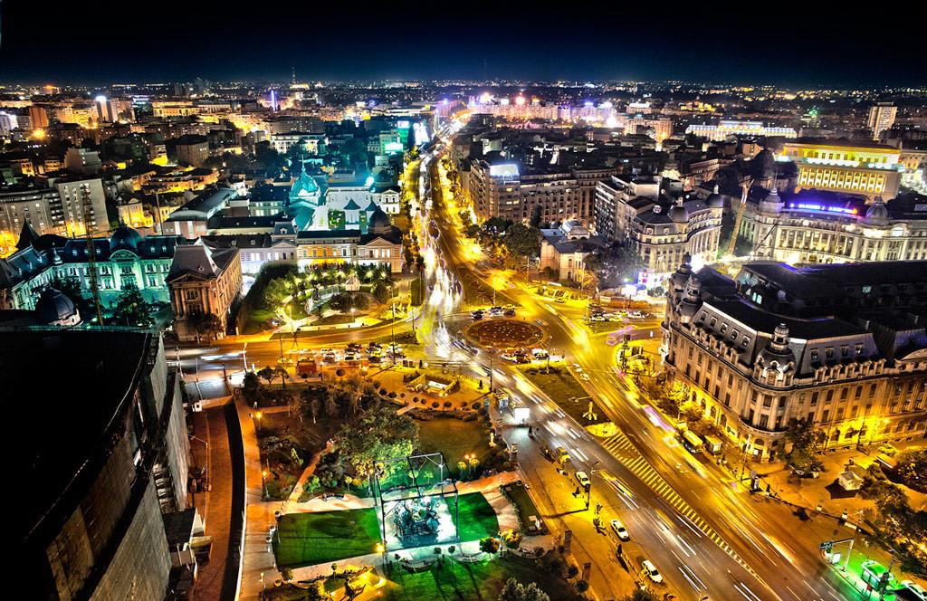 В Румынии в двух квартирах жилого дома проживают тысячи молдаван