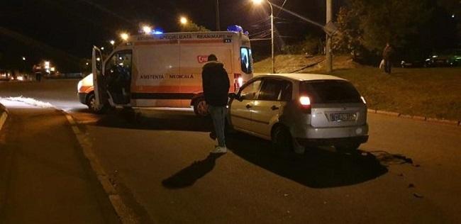 В результате серьёзной аварии на Телецентре был госпитализирован человек