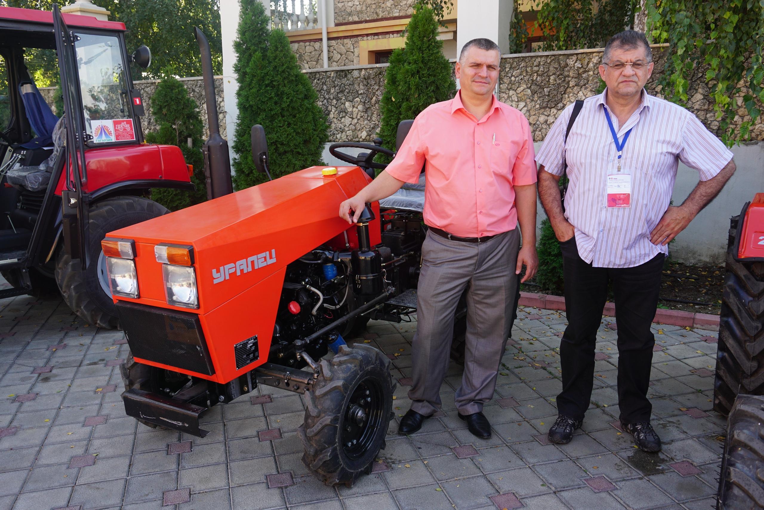 Молдова уже оценила. Южноуральская техника выходит на новый рынок