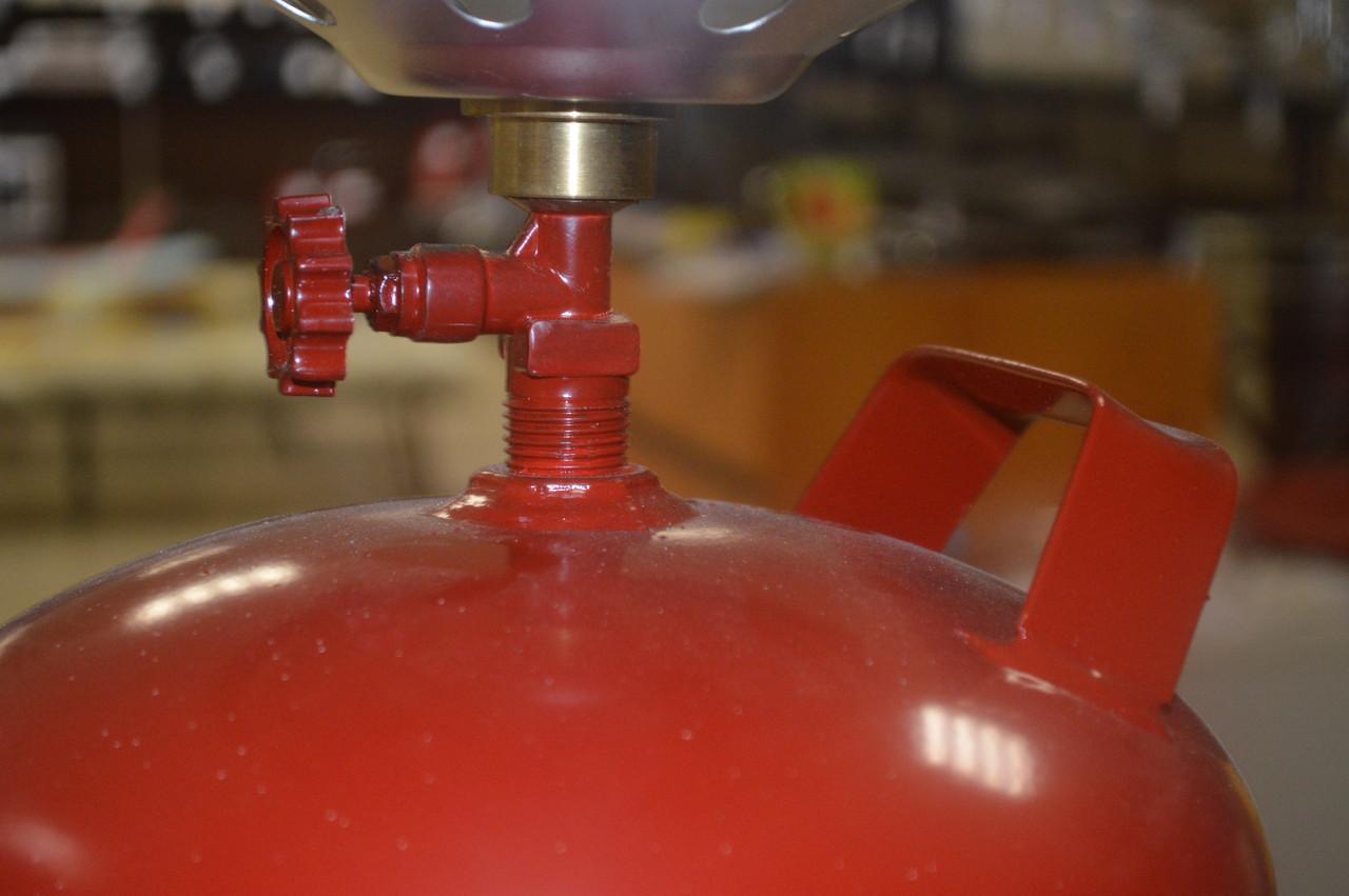 В киосках и передвижных точках продажи в Кишиневе запрещено использовать газовые баллоны
