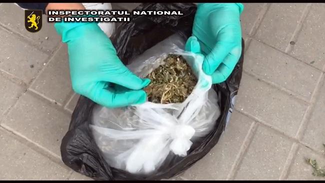 Полиция раскрыла преступную схему: задержаны 8 наркодилеров, изъято запрещённых веществ на 75 тысяч леев (ВИДЕО)