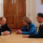 Гречаный: С именем Владимира Путина связан растущий авторитет России на международной арене
