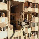 Взрыв на Рышкановке: как пострадавшее здание перенесло воскресное землетрясение