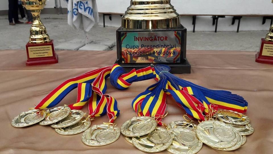 В Кишиневе пройдет Кубок президента по водному поло