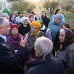 Игорь и Галина Додон окажут помощь почти 20 тысячам пенсионеров по всей стране