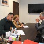 Гречаный обсудила важные вопросы с послом Венгрии в Молдове