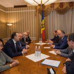 Додон выступил за развитие сотрудничества Торгово-промышленных палат стран СНГ (ФОТО)