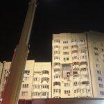 Администрация президента окажет всю необходимую помощь семьям, пострадавшим от взрыва на Рышкановке