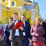 Александр Суходольский будет баллотироваться в парламент от ПСРМ по одномандатному округу Комрата (ФОТО)