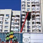 Был определён подрядчик, который будет работать над восстановлением дома №11/5 на Московском проспекте
