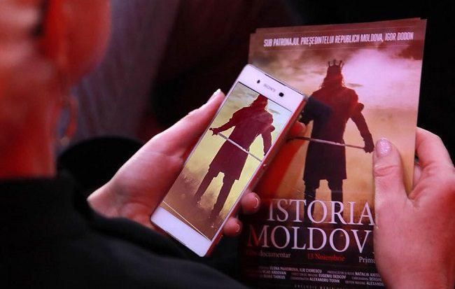 Фильм «История Молдовы» получил премию телефестиваля «ТЭФИ-Содружество» (ФОТО)