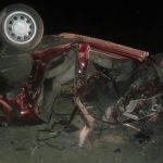 Страшная авария во Флорештах: пассажир погиб, водитель и еще двое серьезно ранены (ФОТО 18+)