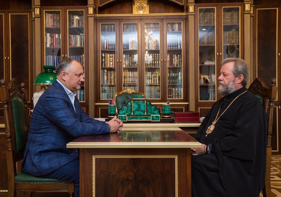 Стала известна программа визита Патриарха Кирилла в Молдову