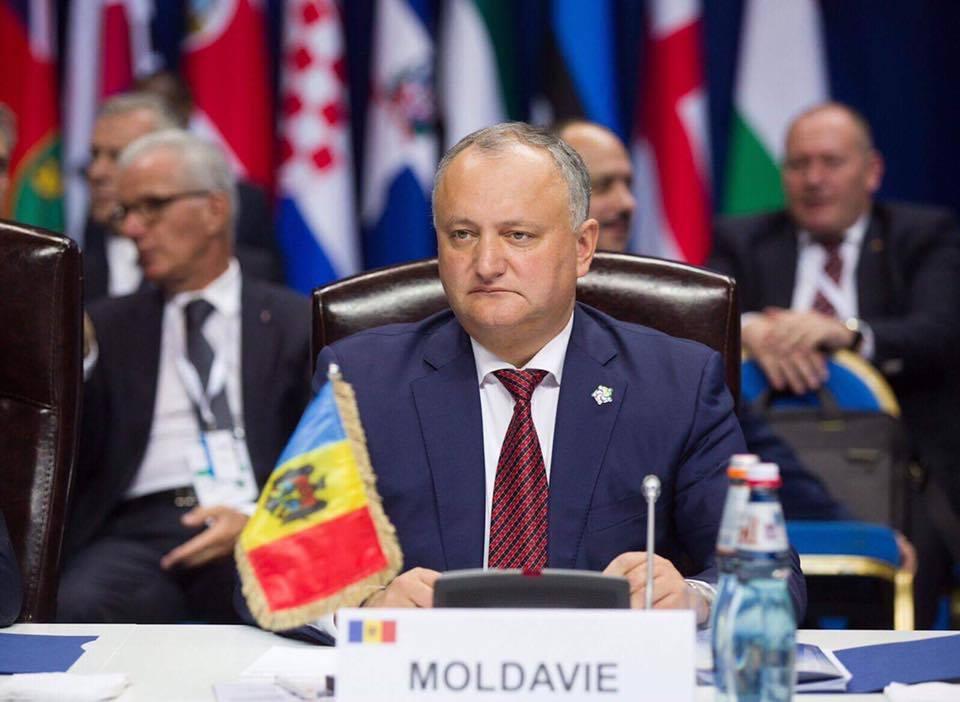Президент: Мы категорически не рассматриваем возможность, чтобы Молдова стала частью какого-то военного блока