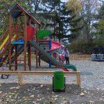 В столице появилась еще одна детская площадка