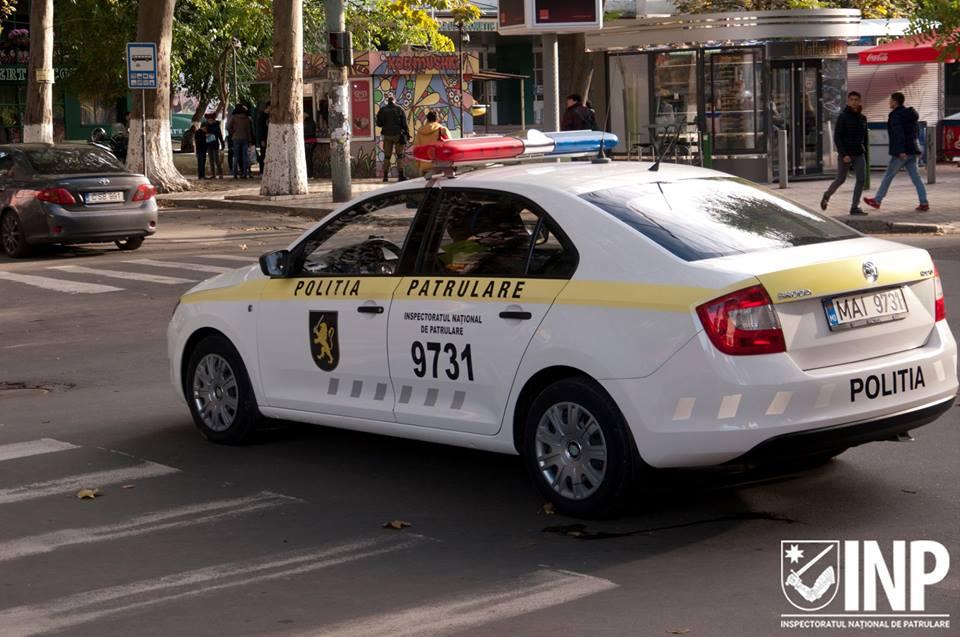 В Кишинёве полицейские вернули пенсионерке забытую в маршрутке сумку (ВИДЕО)