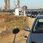 Жители Молдовы массово покидают страну: на четырёх КПП стоят километровые очереди (КАРТА)
