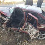 В Рышканском районе произошла ужасная цепная авария: один из водителей находится при смерти (ФОТО 18+)