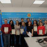 ГИЧС наградил почётными дипломами добровольцев, оказавших помощь жертвам взрыва на Рышкановке (ФОТО, ВИДЕО)