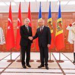Додон: Визит такого лидера, как Эрдоган, - успех для Молдовы (ВИДЕО)