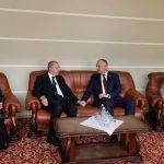 Эрдоган прилетел в Молдову: Додон с супругой встретили его в аэропорту (ФОТО)