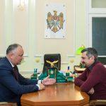 Додон был избран руководителем Зоны ФИДЕ 1.8, объединяющей Молдову, Беларусь и Азербайджан