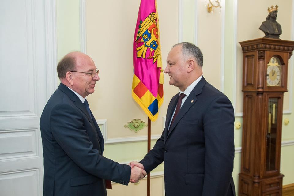 Патриарх Кирилл прибудет в Молдову в эти выходные: президент обсудил детали визита с послом России (ФОТО)