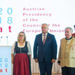 Додон поздравил президента и народ Австрии с национальным праздником этой страны