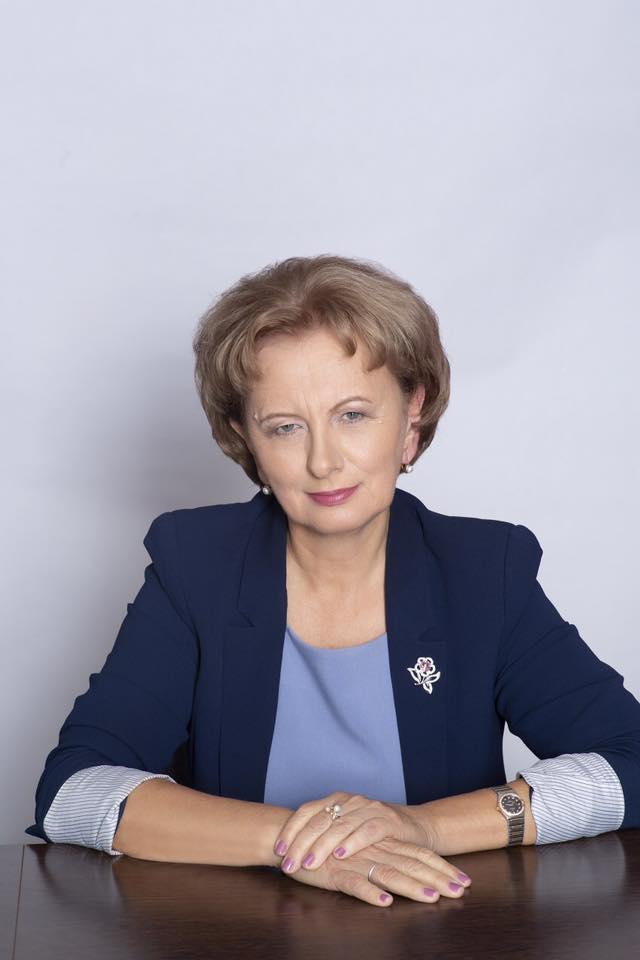 Зинаида Гречаный поздравила Игоря Додона с днем рождения