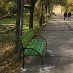 Сказано – сделано: с сегодняшнего дня по инициативе ПСРМ в Кишиневе начнут устанавливать новые скамейки (ФОТО)