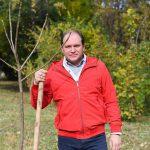 Тысячи деревьев по всей стране: социалисты проводят субботники по случаю Дня национального озеленения (ФОТО)