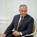 Президент: Мы будем добиваться международного признания нейтралитета Молдовы