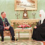 Новая дата визита Патриарха Кирилла в Молдову станет известна в ближайшие недели (ВИДЕО)